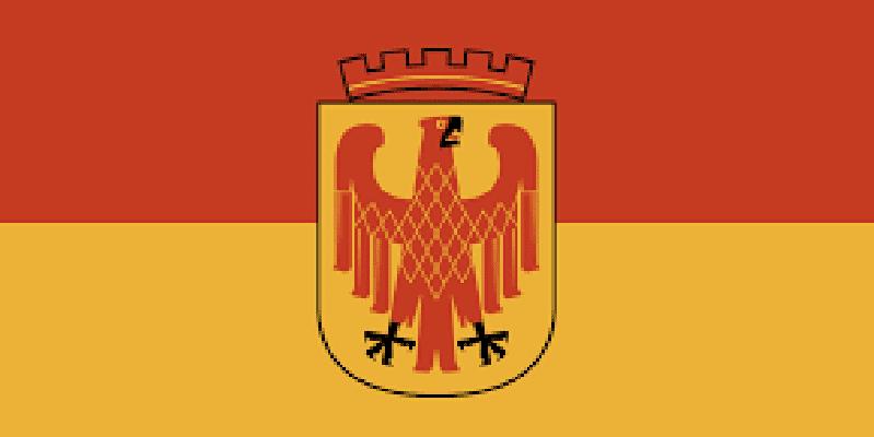 Potsdam Flagge