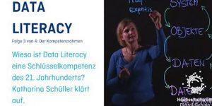 Data Literacy in der Hochschullehre – Yes, we can!