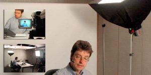 Live-Chats, Lernspiele oder Videos: TU-Professor Josef Wiemeyer macht's möglich