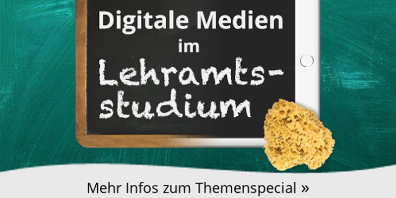 e-teaching digitale medien im lehramtsstudium