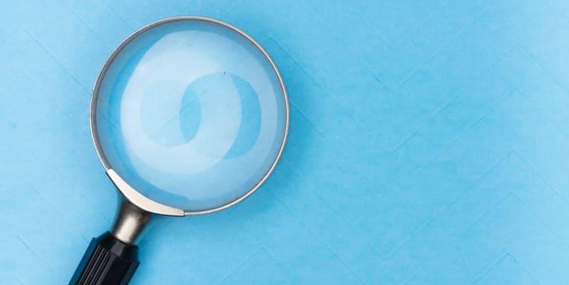 search suche lupe