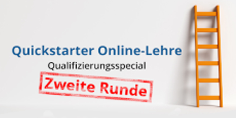 e-teaching Qualifizierungsspecial