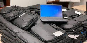 Laptops für bedürftige Studierende