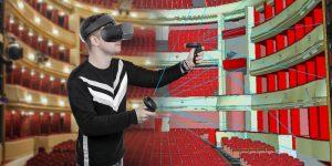 Vorhang auf für Virtual Reality