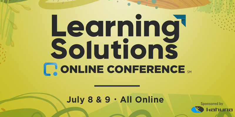Learning Solutions Online Conference
