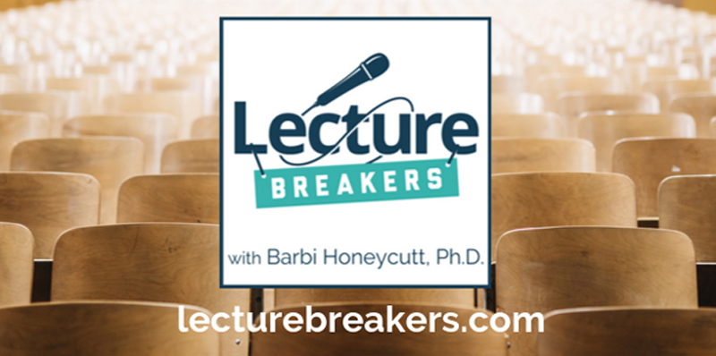 Lecture Breakers podcast