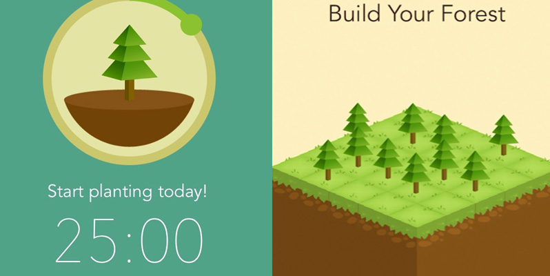 app forest