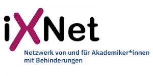 iXNet – Netzwerk von und für Akademiker*innen mit Behinderungen