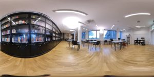 Digitaler Tag der offenen Tür – als virtueller Rundgang
