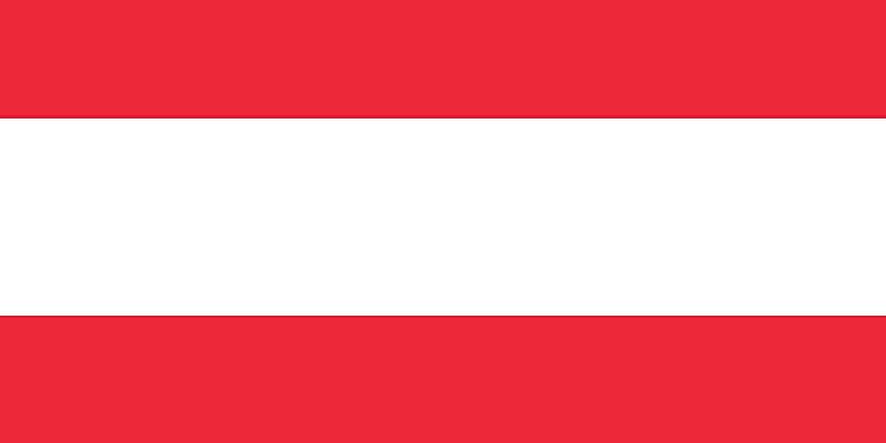 österreich flaggev