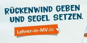 Deine Wunschstelle als Lehrerin oder Lehrer in Mecklenburg-Vorpommern (Gesponsert)