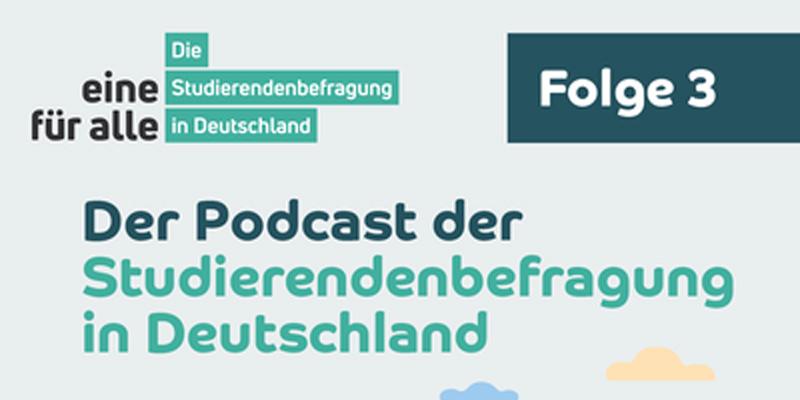 Podcast der Studierendenbefragung
