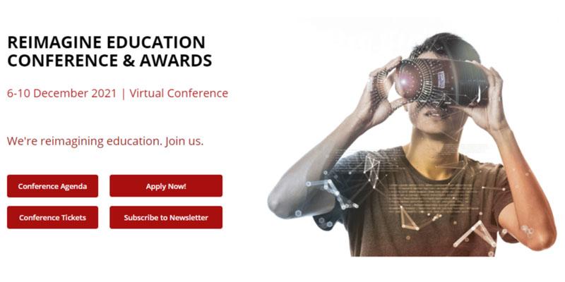 Reimagine Education Conference & Award
