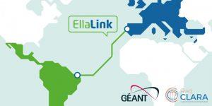 Inbetriebnahme des transatlantischen Unterseekabels zwischen Europa und Lateinamerika