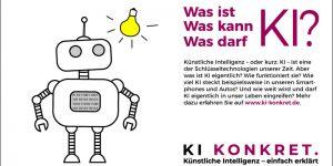"""Künstliche Intelligenz einfach erklärt: Neues Wissensportal """"KI Konkret"""""""