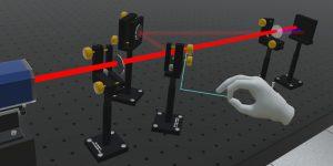 """Weltpremiere für virtuelles Laserlabor """"femtoPro"""""""