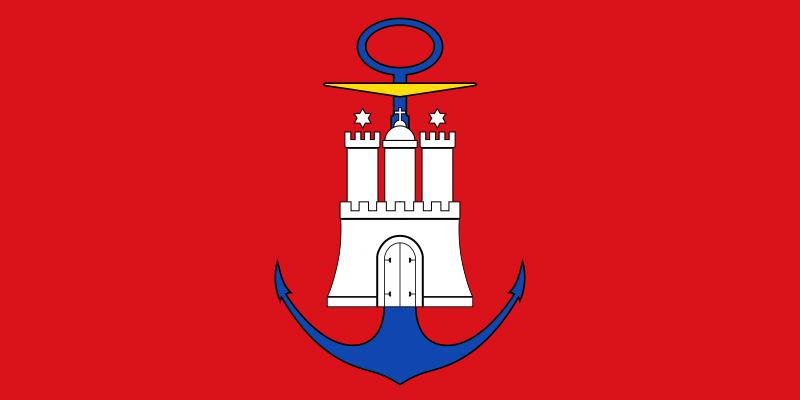 Hamburg Admiralswappen