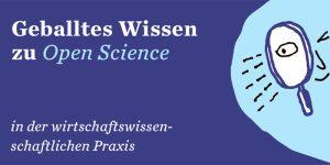 Open-Science-Magazin Wirtschaftsiwssenschaften