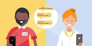 HowTo Messengerdienste für Bildungsveranstaltungen – Teil 2: Organisation und Moderation